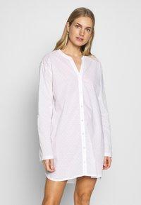 Esprit - DACE CAS - Noční košile - white - 0