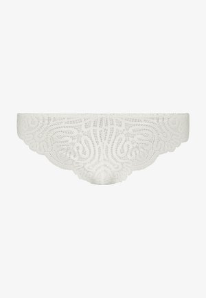 AUTH HUNTSVILLE BRAZILIAN HIPSTER - Thong - off white