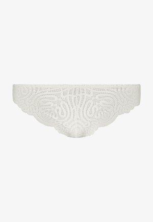 AUTH HUNTSVILLE BRAZILIAN HIPSTER - String - off white