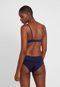 Esprit - DAILY MICRO HIPSTER 2 PACK - Slip - navy - 2
