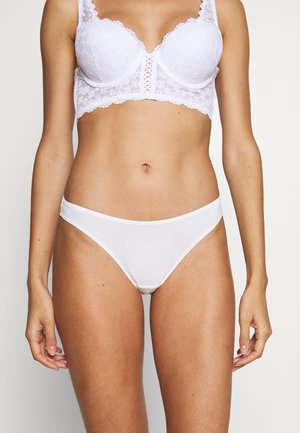 BARB BRIEF - Slip - off white
