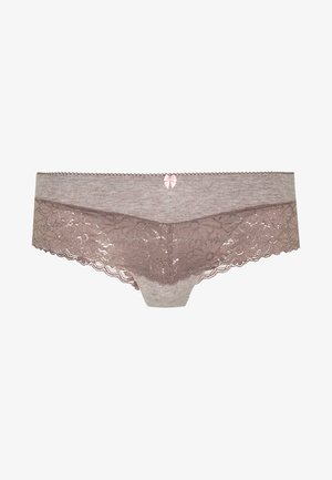 AYSHAH              OCSBRZ.H.SHORTS - Slip - light taupe