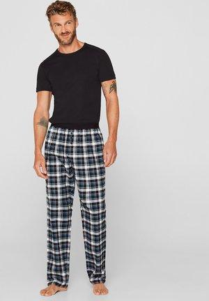 MIT KARO - Pyjamabroek - black