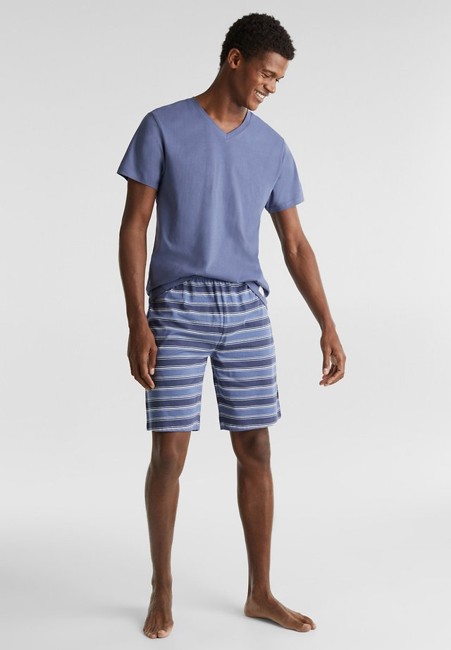 Pyjama - grey blue