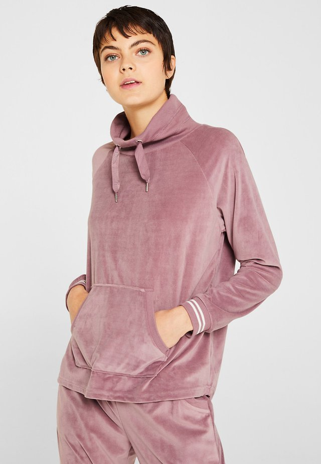 NICKI - Pyjamasöverdel - mauve