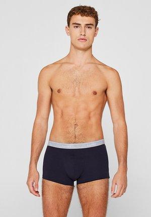 3ER-PACK - Boxershort - dark blue