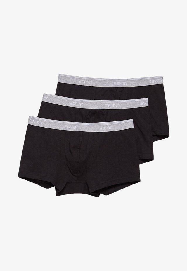 3ER-PACK - Boxershort - black
