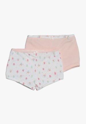DEA HOT PANTS 2 PACK - Pants - pastel pink