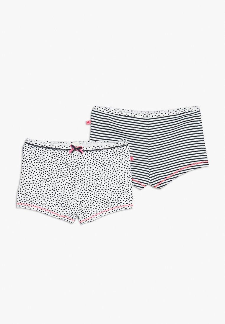 Esprit - DIANA HOT PANTS 2 PACK - Panties - navy