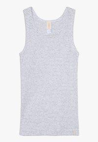 Esprit - GIRLIE MIX TANK 2 PACK - Undershirt - light grey - 2