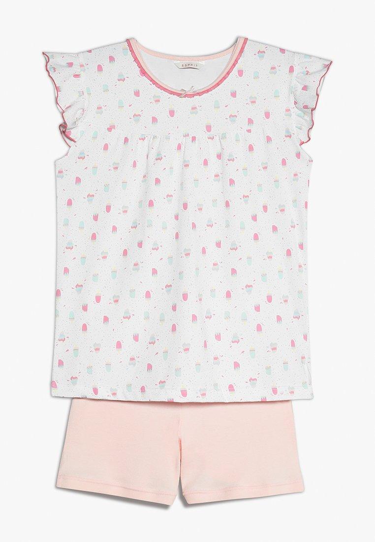 Esprit - DEA MG PYJAMA - Pyžamová sada - pastel pink