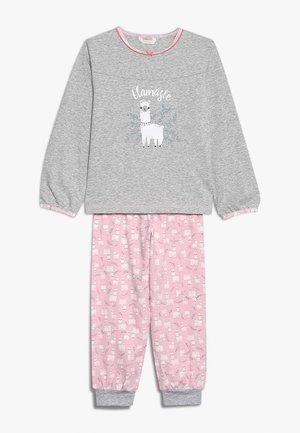 HAY SOLID - Pyžamová sada - pastel pink