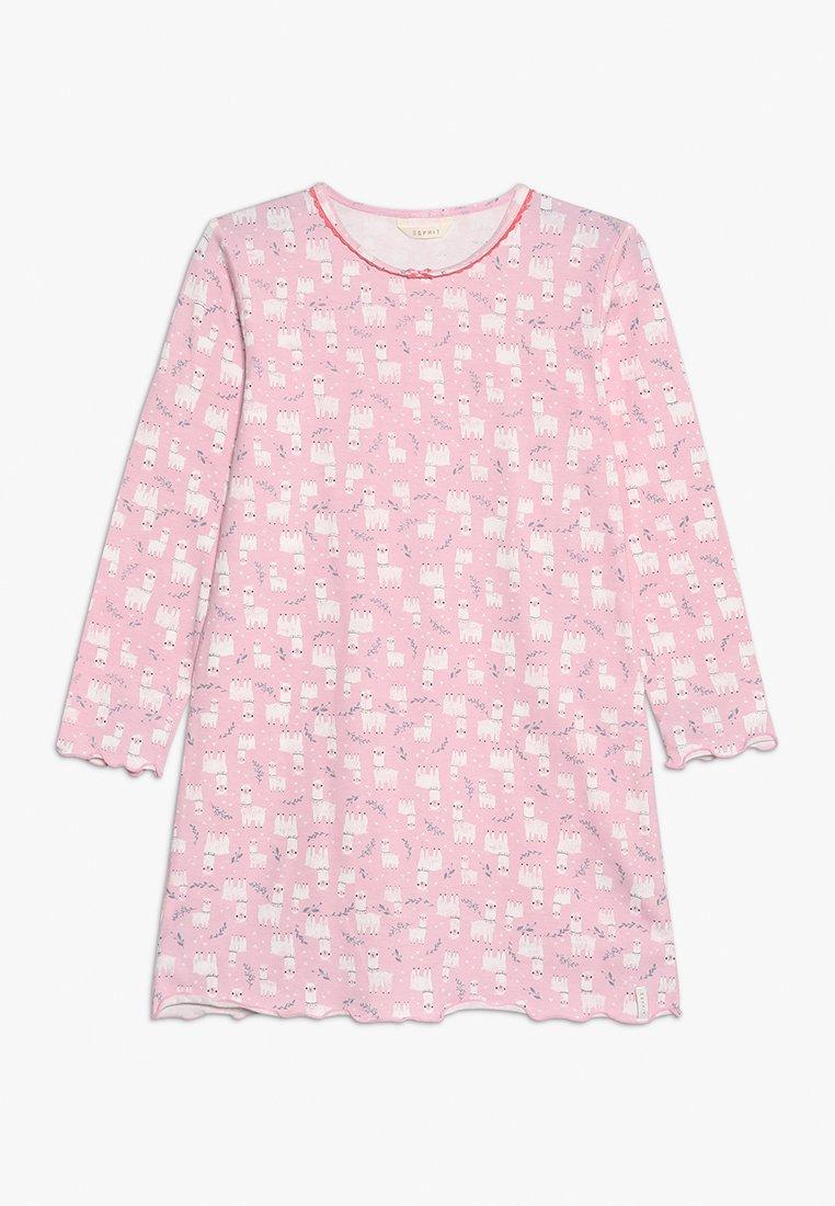 Esprit - HAY NIGHTSHIRT - Noční košile - pastel pink