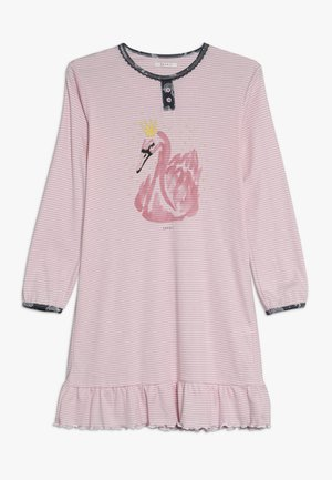 JAKY NIGHTSHIRT STRIPES - Nachthemd - old pink