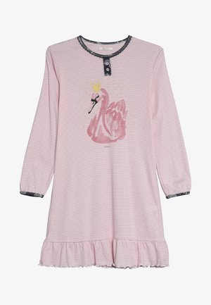 JAKY NIGHTSHIRT STRIPES - Nightie - old pink