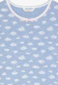 Esprit - BERRIE NIGHTSHIRT - Nachthemd - pastel blue - 4