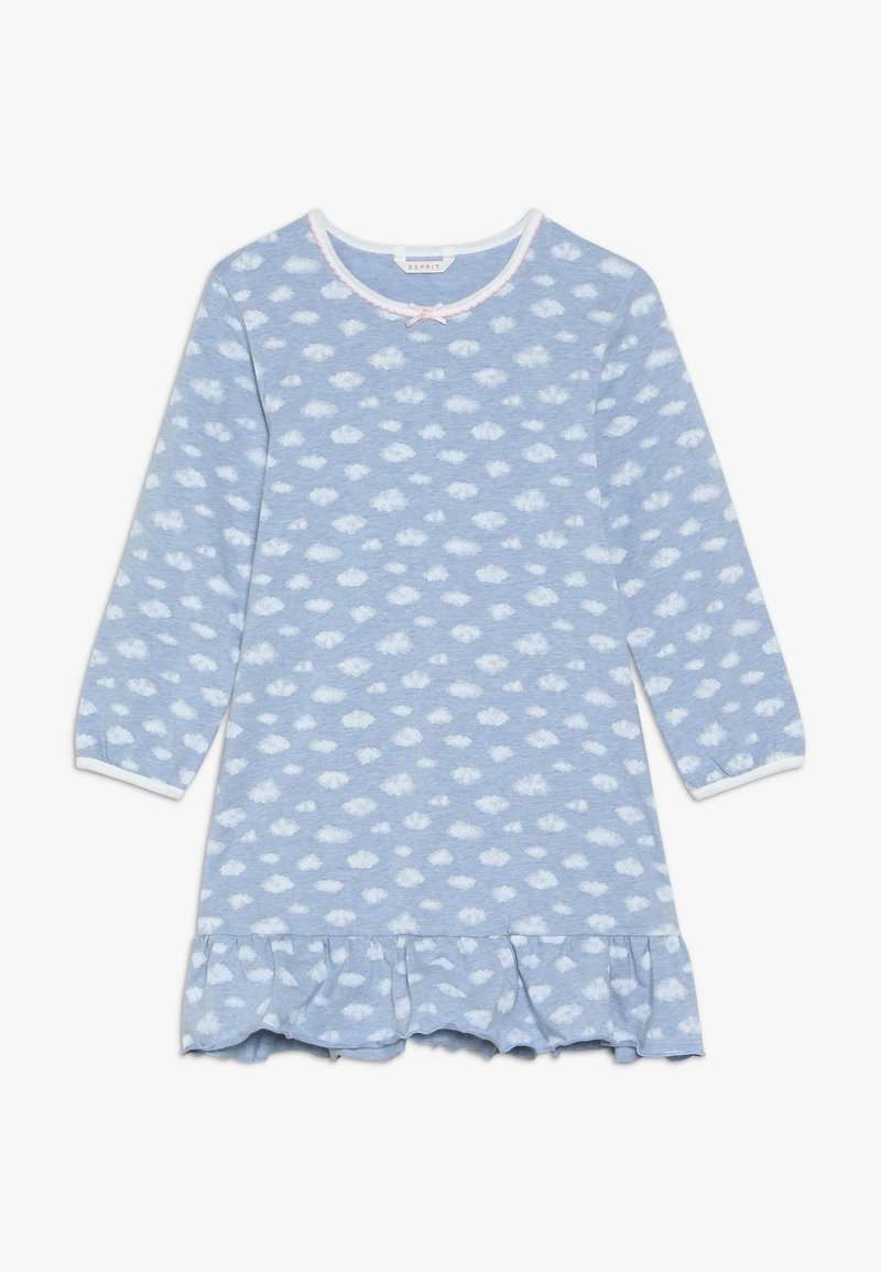 Esprit - BERRIE NIGHTSHIRT - Nachthemd - pastel blue