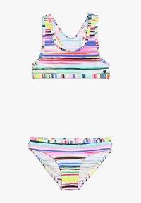 Esprit - HAZEL BEACH BUSTIER BRIEF - Bikini - pink fuchsia - 0