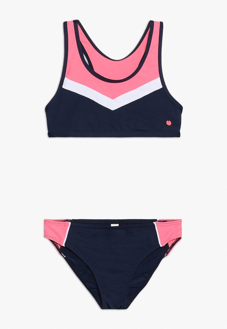 Esprit - KALANI BEACH BUSTIER BRIEF - Bikini - navy
