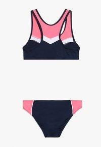 Esprit - KALANI BEACH BUSTIER BRIEF - Bikini - navy - 1
