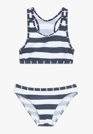 NORTH BEACH BUSTIER BRIEF - Bikini - dark blue
