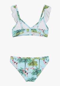 Esprit - CAPPA BEACH BUSTIER BRIEF SET - Bikini - turquoise - 1