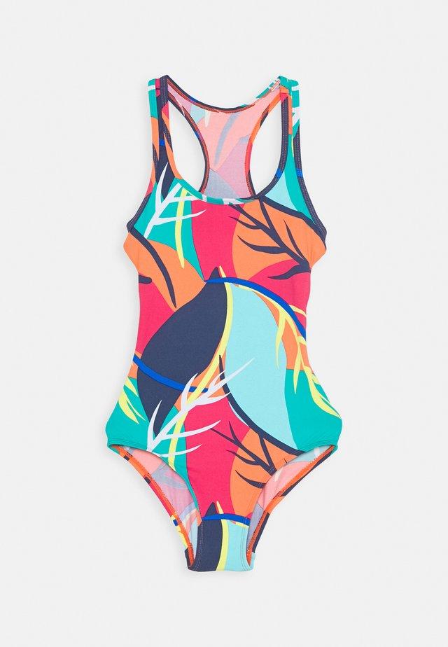 TILLY BEACH SWIMSUIT - Swimsuit - red/orange