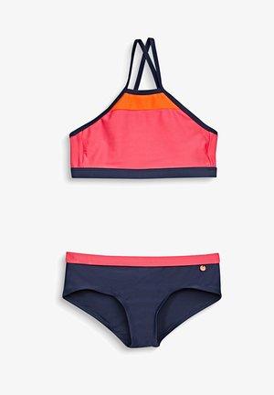 SET - Bikini - berry red