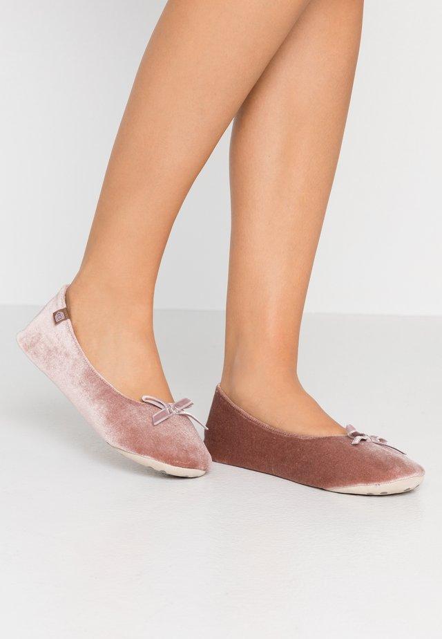 PANTOUFLE - Domácí obuv - rose