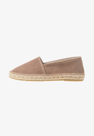 CLASSIC PERFORÉ MEN - Espadrilles - sable