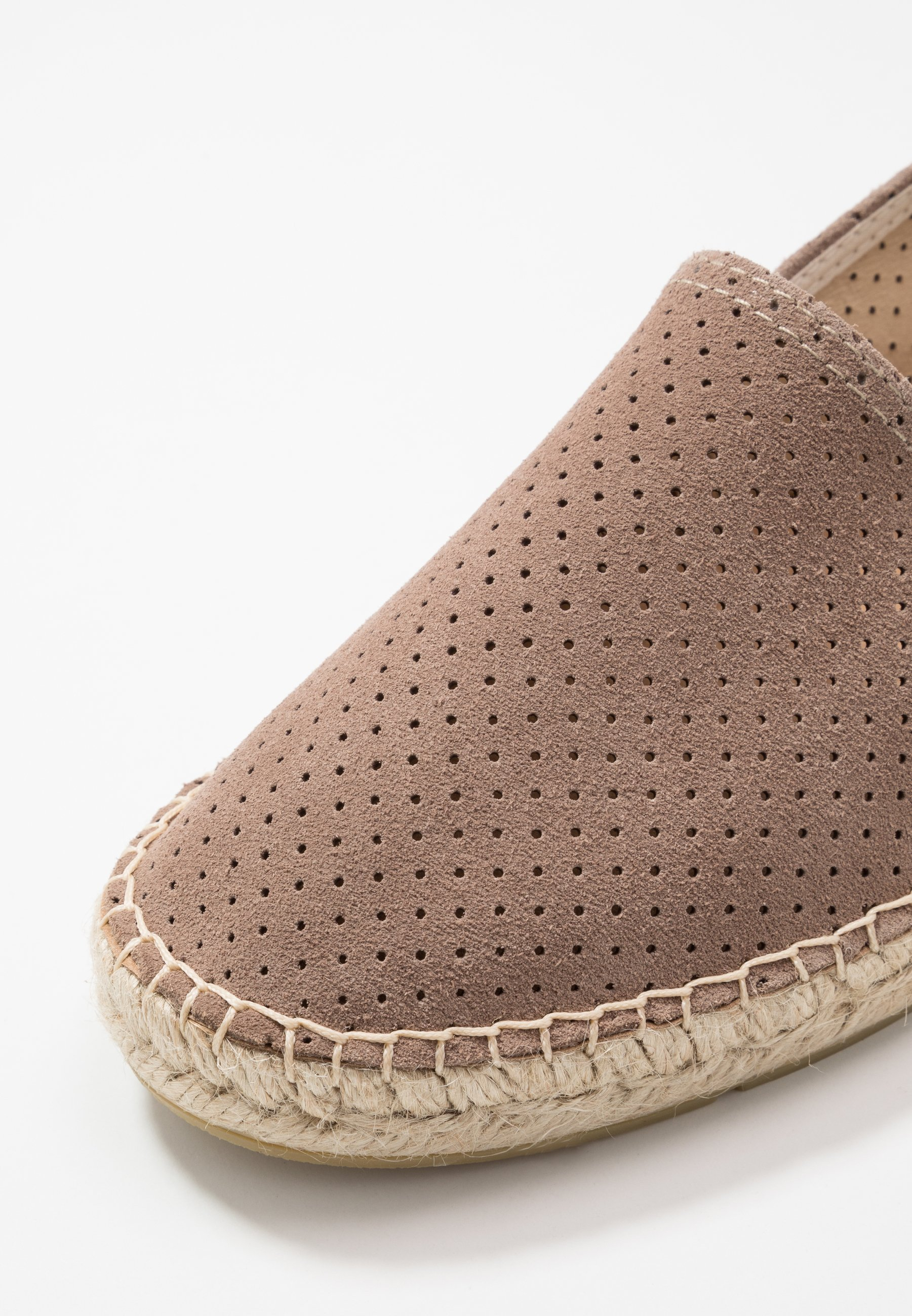 Espadrij L´originale Classic Perforé Men - Espadrillos Sable