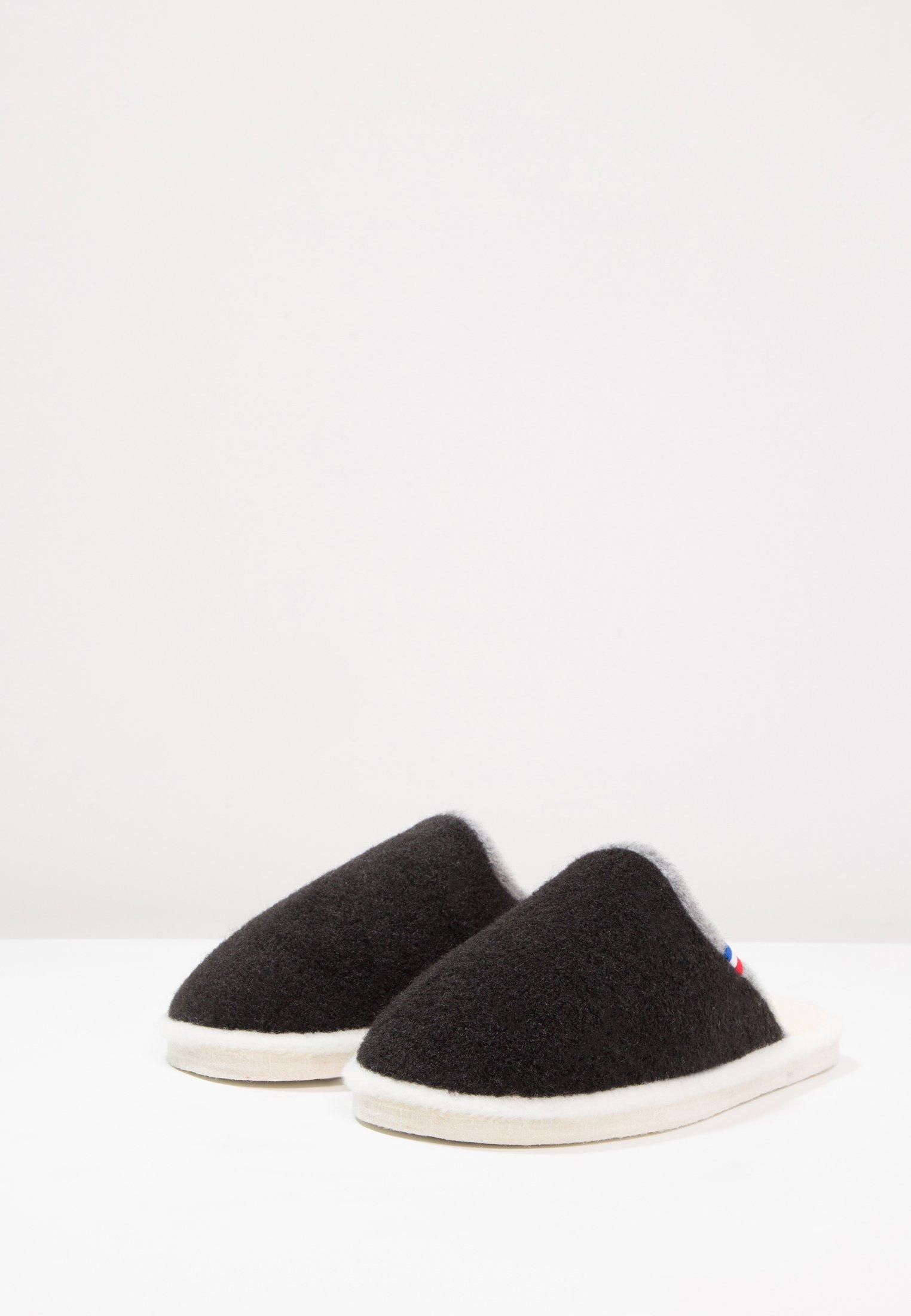 Espadrij L´originale gris Chalet Noir ChaussonChaussons qzSGUpMV
