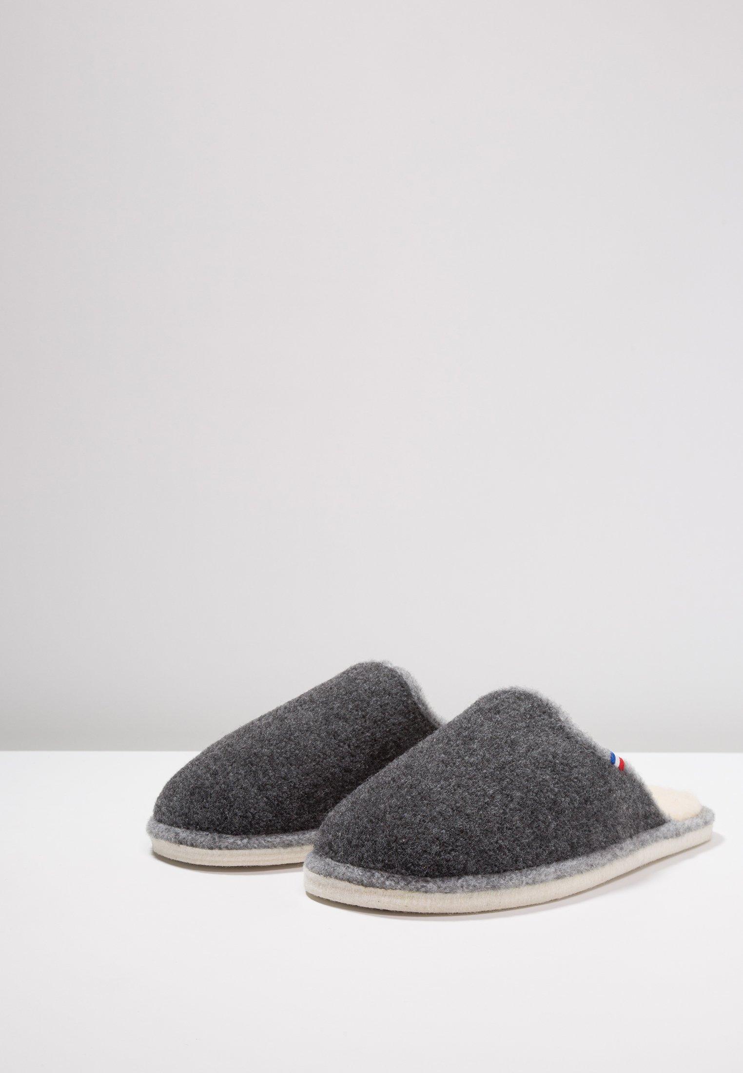 Espadrij l´originale CHALET CHAUSSON - Tofflor & inneskor - asphalt/gris