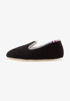 CHALET TRADITIONAL - Domácí obuv - noir/gris