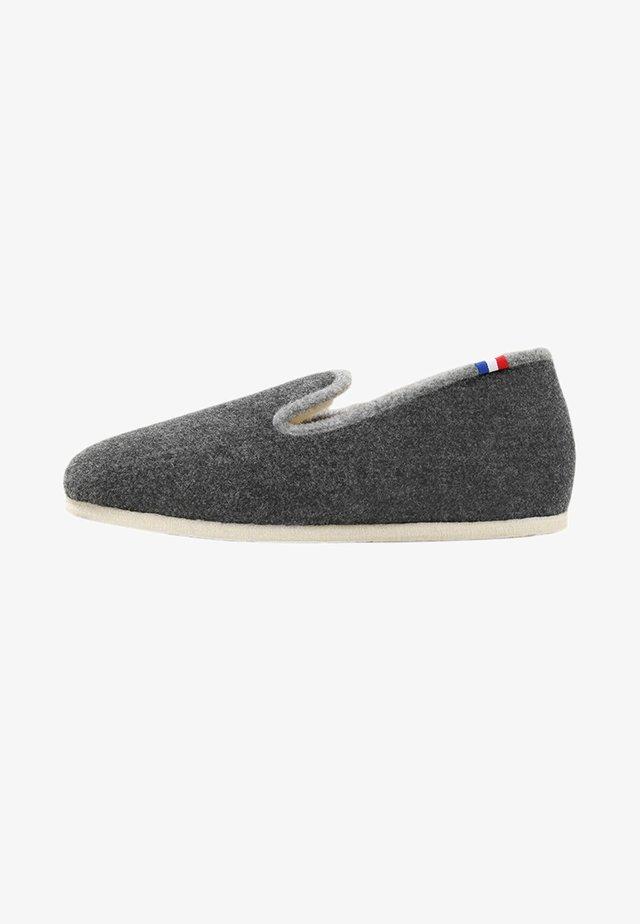 CHALET TRADITIONAL - Slippers - asphalt/gris
