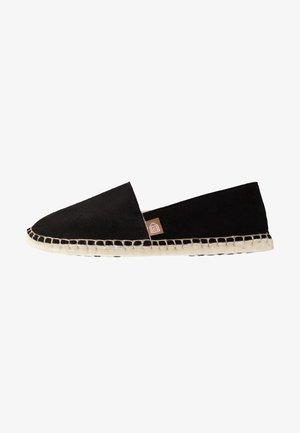PANTOUFLE CLASSIC VEGAN - Domácí obuv - noir
