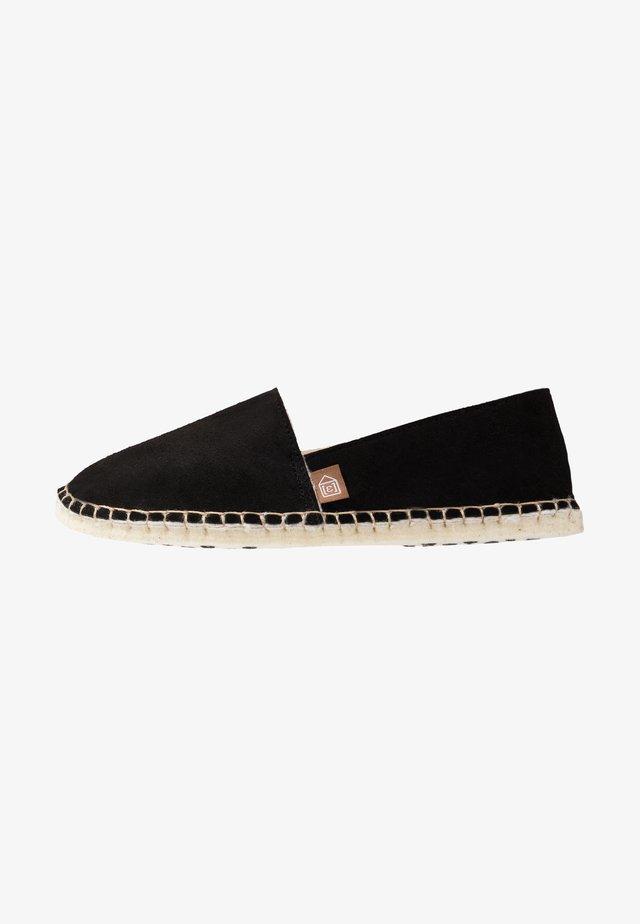 PANTOUFLE CLASSIC VEGAN - Slippers - noir