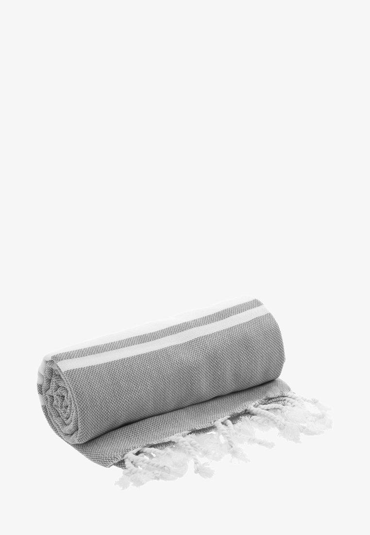 Espadrij l´originale - BEACHPLAID - Serviette de plage - gris
