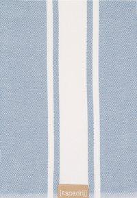 Espadrij l´originale - BEACHPLAID - Serviette de plage - bleu clair - 2