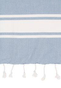 Espadrij l´originale - BEACHPLAID - Serviette de plage - bleu clair - 1