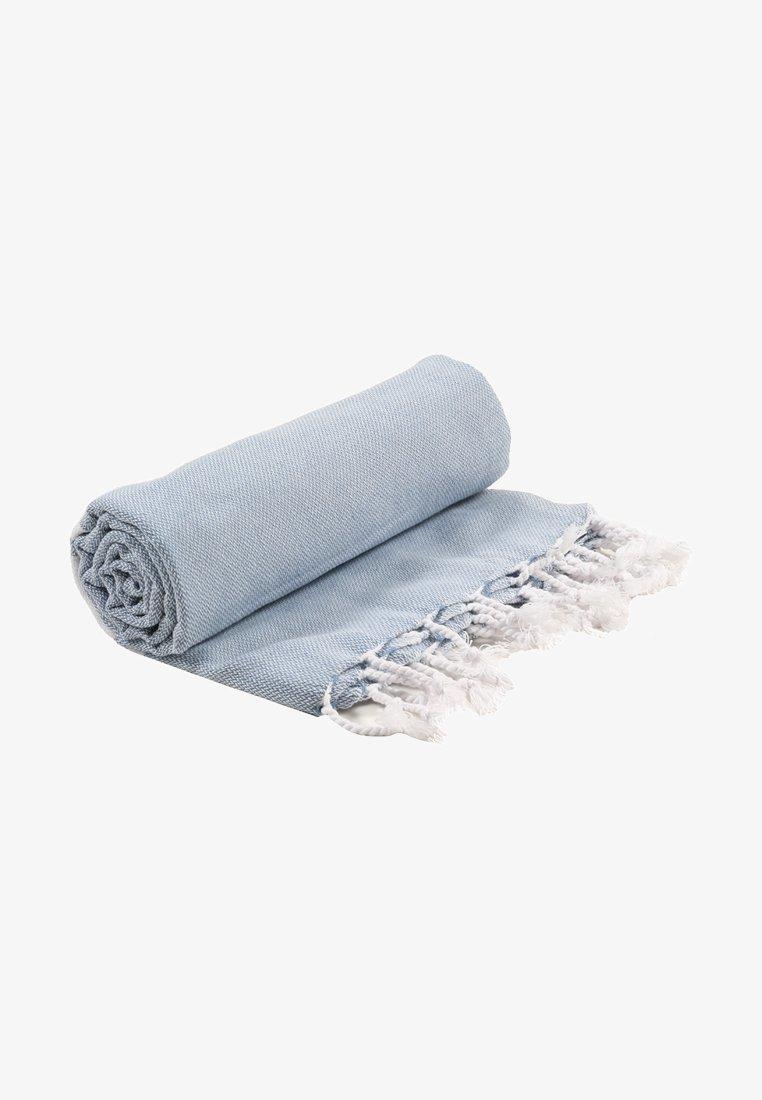 Espadrij l´originale - BEACHPLAID - Serviette de plage - bleu clair
