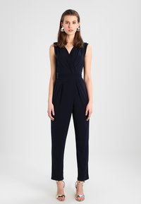 Esprit Collection - Tuta jumpsuit - navy - 0