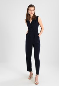 Esprit Collection - Tuta jumpsuit - navy - 1