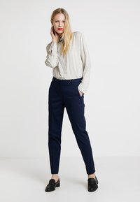 Esprit Collection - NEW YORK - Chinos - navy - 1