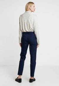 Esprit Collection - NEW YORK - Chinos - navy - 2