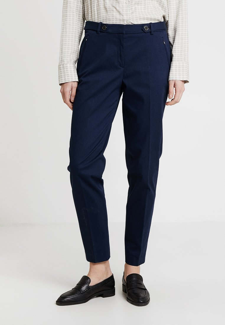 Esprit Collection - NEW YORK - Chinos - navy