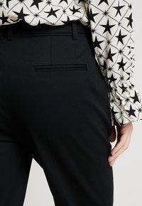 Esprit Collection - NEW YORK - Chinos - black - 3