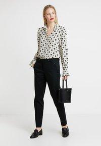 Esprit Collection - NEW YORK - Chinos - black - 1