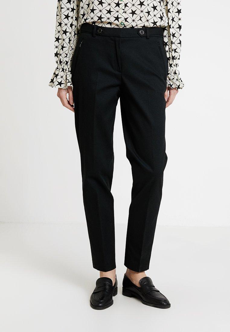 Esprit Collection - NEW YORK - Chinos - black