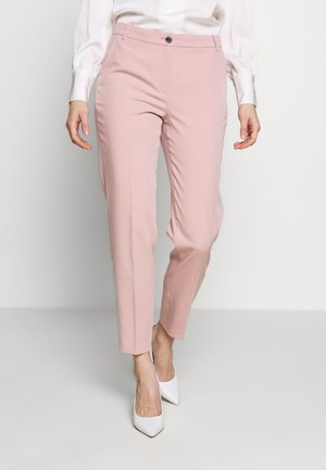 NEWPORT - Trousers - old pink